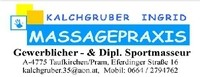 MASSAGEPRAXIS Kalchgruber Ingrid