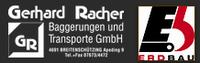 Gerhard Racher Baggerungen und Transport GmbH.