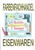 Hermann Reifeltshammer Eisen- und Farbwaren