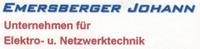 Emersberger Johann Unternehmen für Elektro- u. Netzwerktechnik