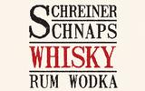 Schreiner Schnaps Whisky Rum Gin