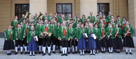 Stadtmusikkapelle Innsbruck - Mariahilf/St. Nikolaus