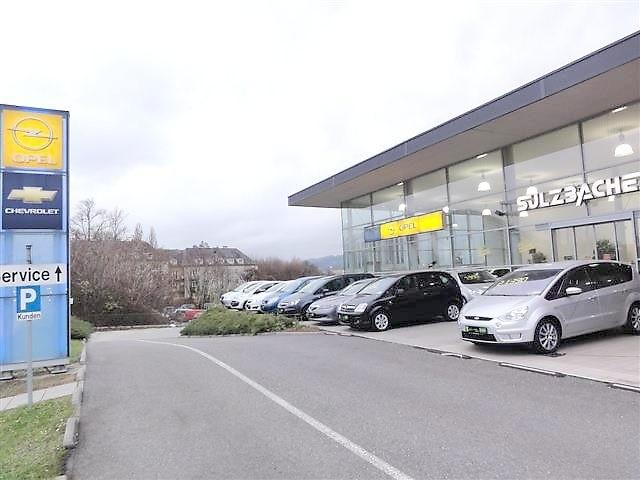 Autohaus sulzbacher linz traun in traun kfz spengler for Autohaus linz