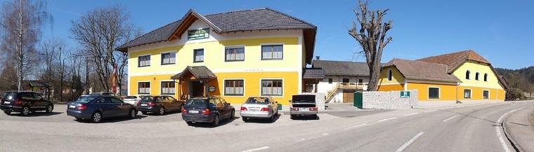 Aussenansicht Gasthaus