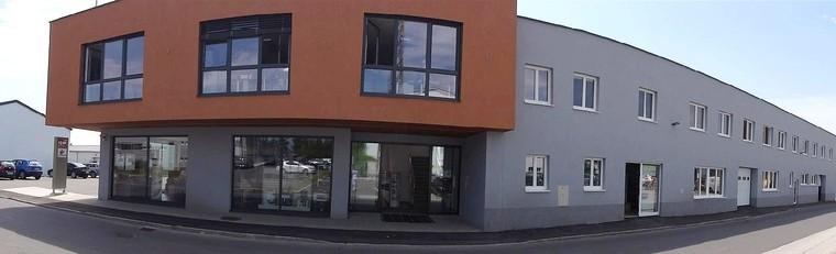Aussenansicht Firmenzentrale Industriestrasse Freistadt