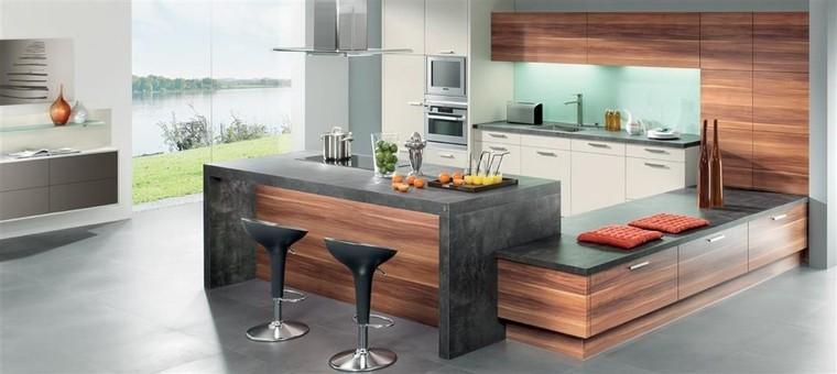 Panoramaansicht FM Küche