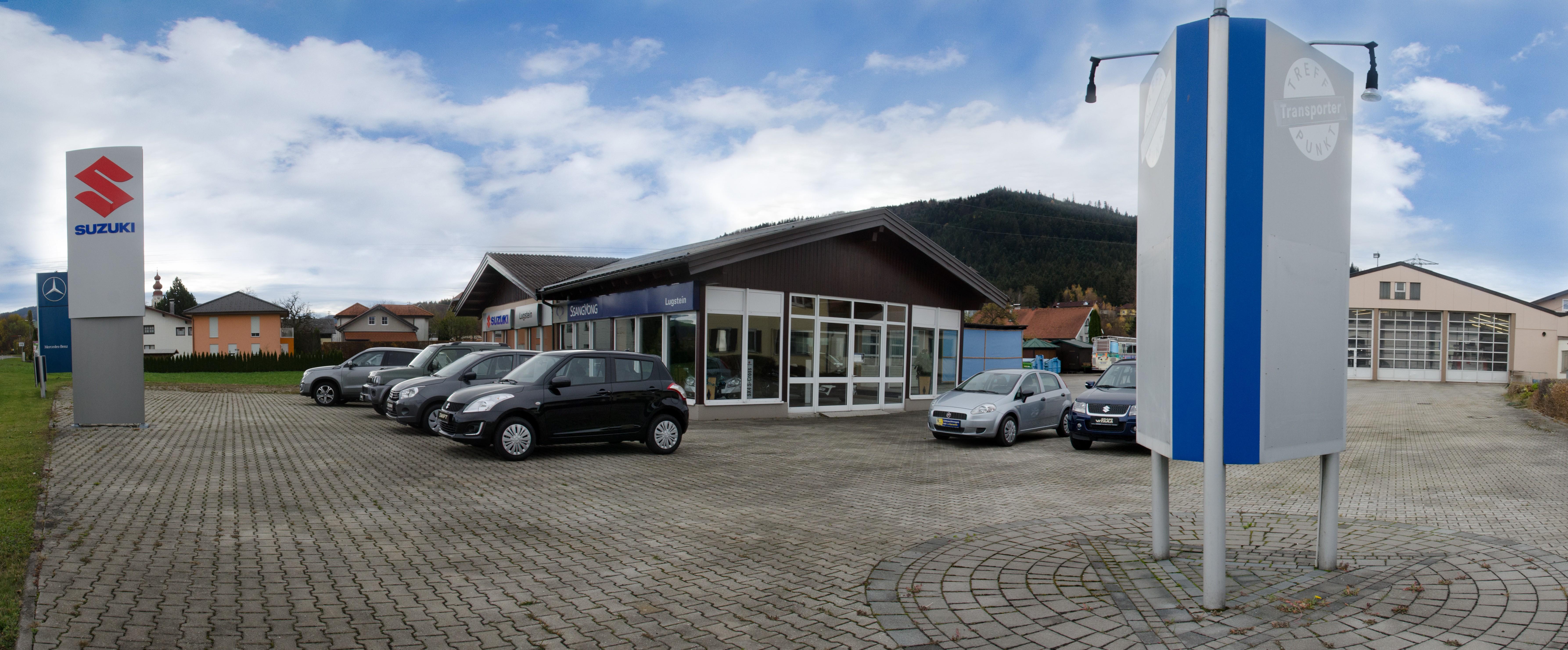 Autohaus Lugstein In Strasswalchen Kfz Reparatur Kfz