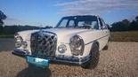 Mercedes 280 SE Oldtimer