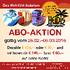 ABO Aktion 26.02.–06.03.2016