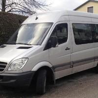 Mercedes Sprinter, 8 Sitzer, Schulbus