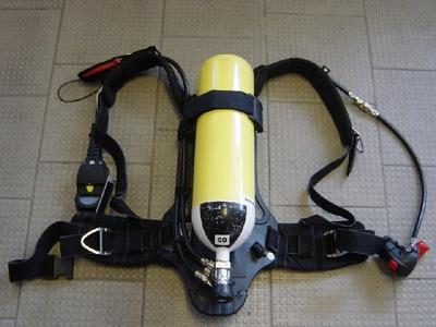 02.04.2008: Atemluftflaschen 300 bar