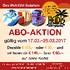 ABO Aktion 17.02.–26.02.2017