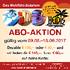 ABO Aktion 09.06.–18.06.2017