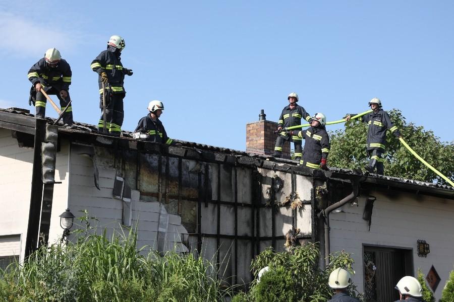 Einsatz: Brand Wohnhaus Alst. 2