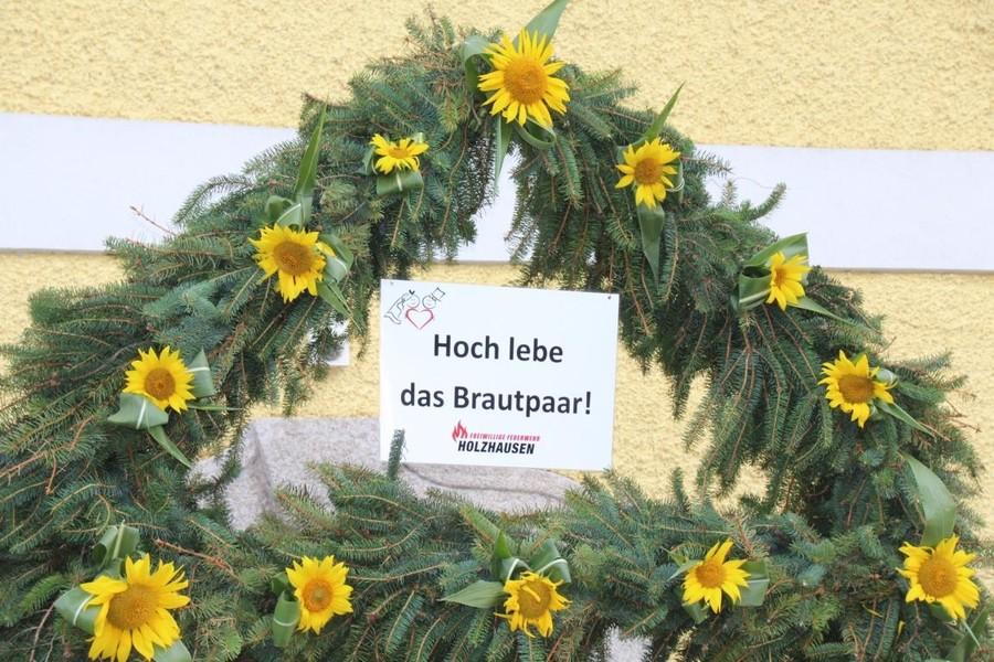 Schwellbogen aufstellen Andreas Brandmayr