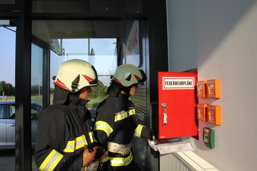 Einsatz: Brandmeldealarm