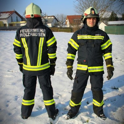 Schutzbekleidung FIRE MAX 3, Modell OÖ