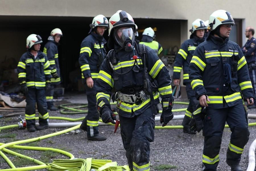 Einsatz: Brand Wohnhaus