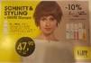 Schnitt & Styling + GRATIS Shampoo
