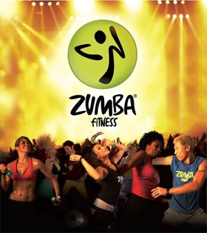 Zumba Fitness DVD[1]