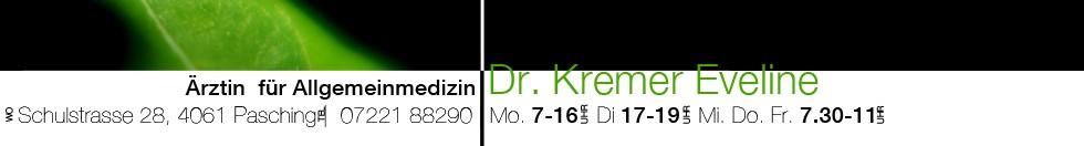 kremer doktor banner