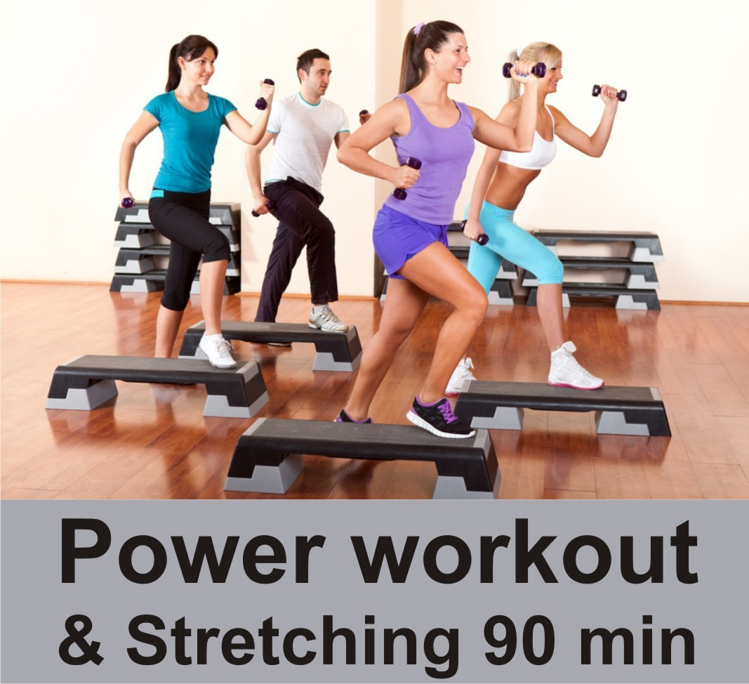 PowerWorkout