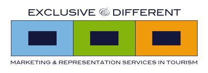 logo exclusive & different