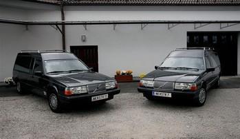 2 mal Volvo heute