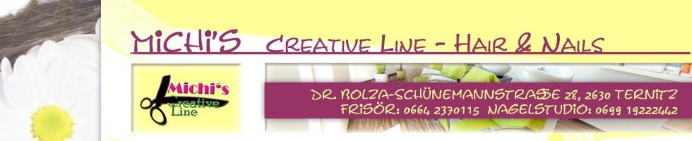 Creative line Banner