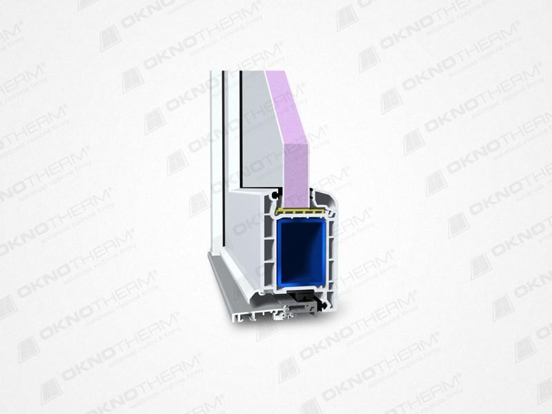 softline70 kunststoffeingangstuer