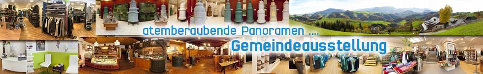 banner gemeinde - gemeindeausstellung