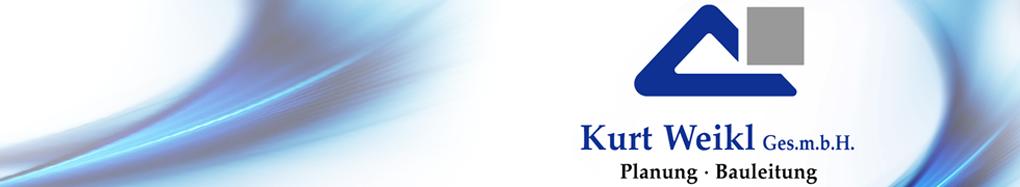 Kurt Weikl GesmbH Banner