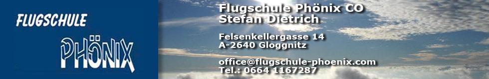 Flugschule Phönix Banner