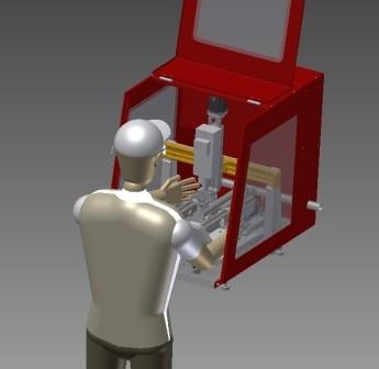 3D Fräse Prototyp (1)