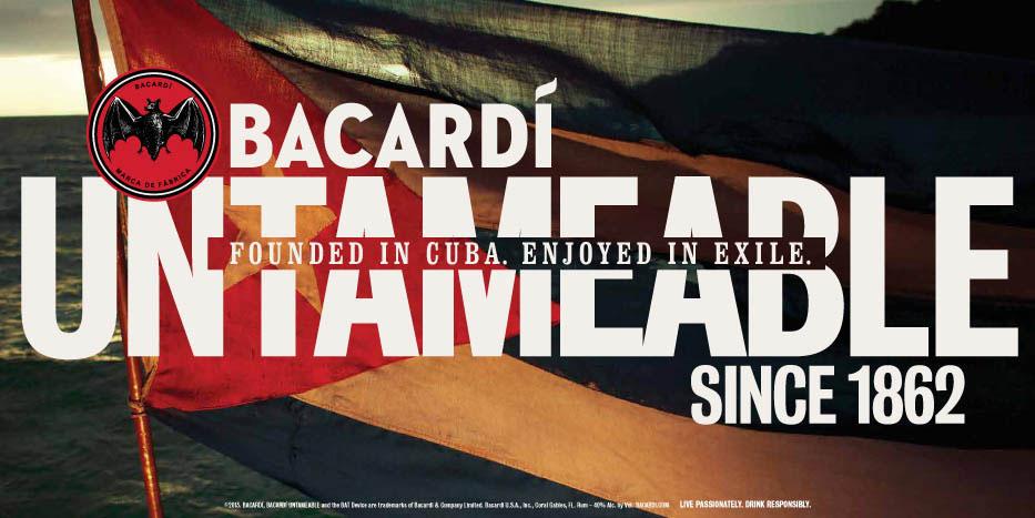 LR BACARDI   FLAG 48SHT