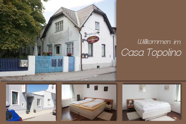 Casa Topolino - Kundenänderung