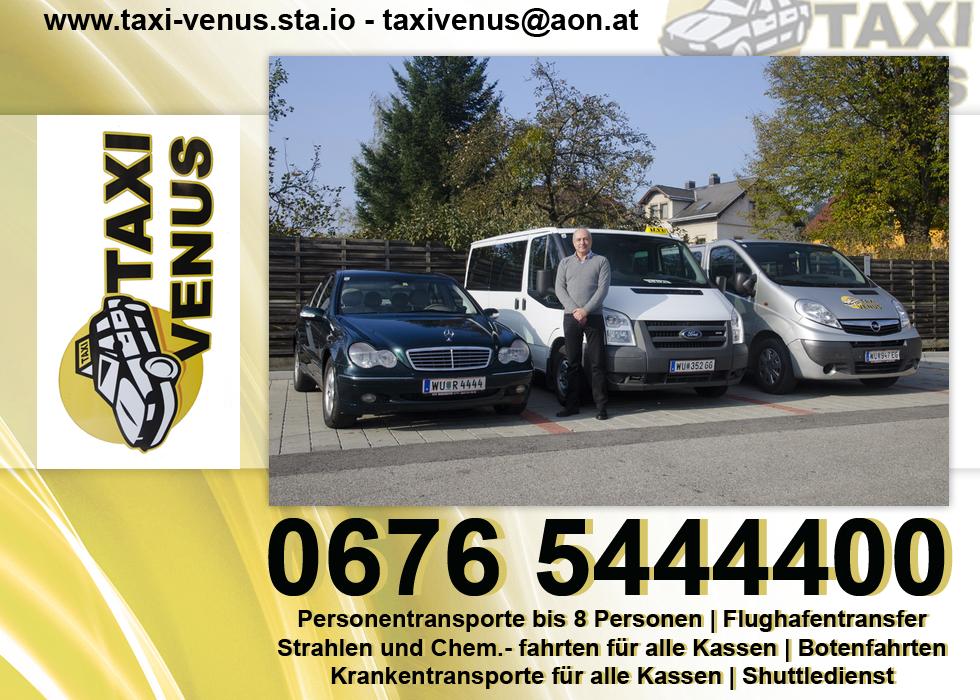 taxi venus Kopie Kopie