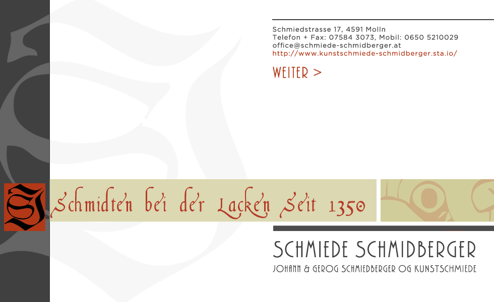schmidberger start