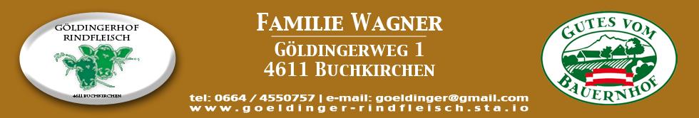 Göldingerhof Banner