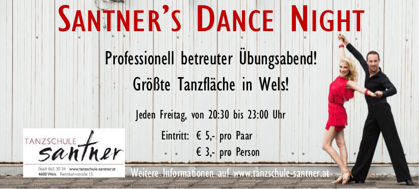 event dance night