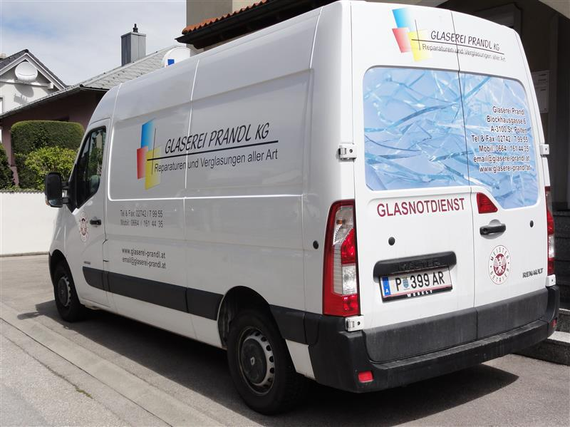 Montagefahrzeug Service