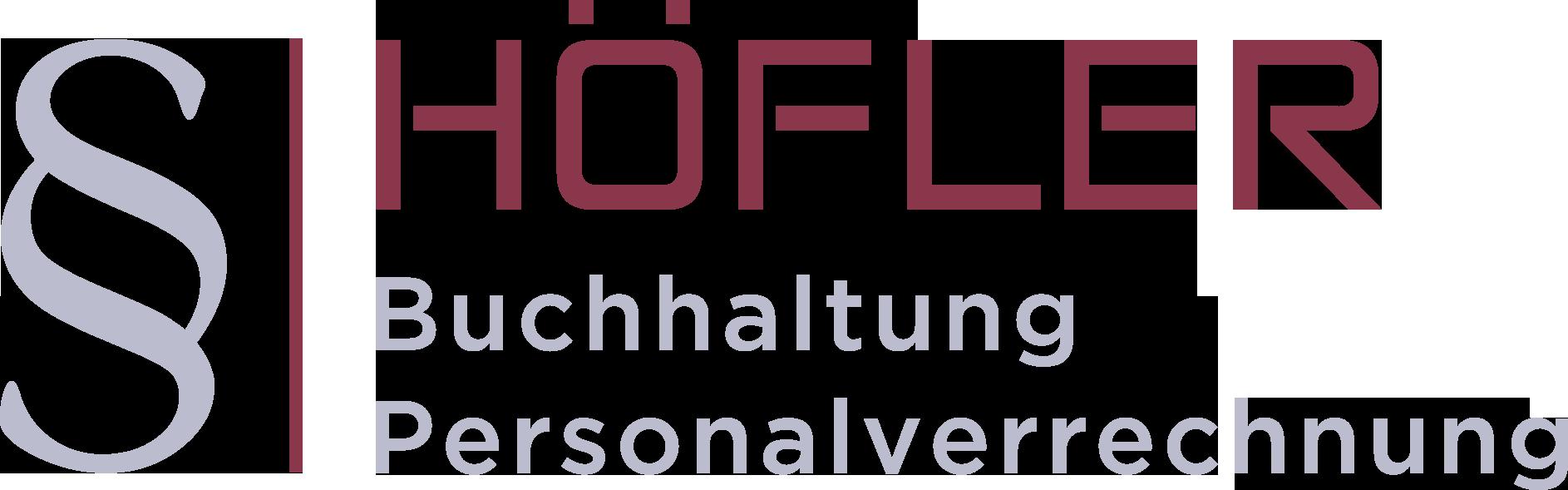 Höfler Buchhaltung & Personalverrechnung