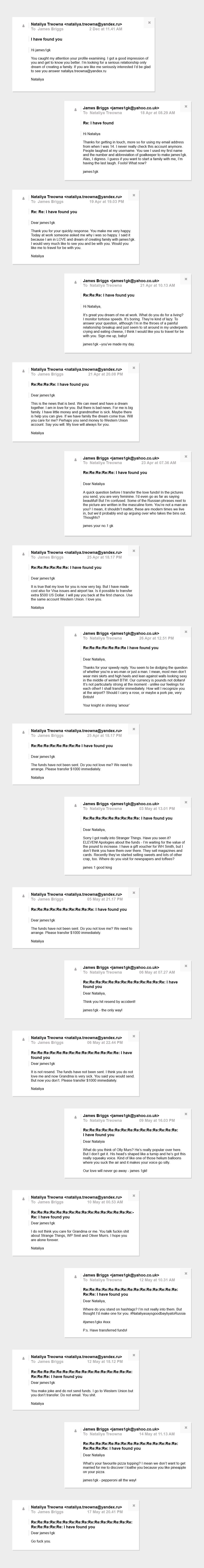 james email natalyia