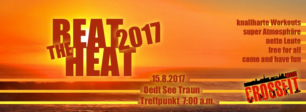 beat the heat2017