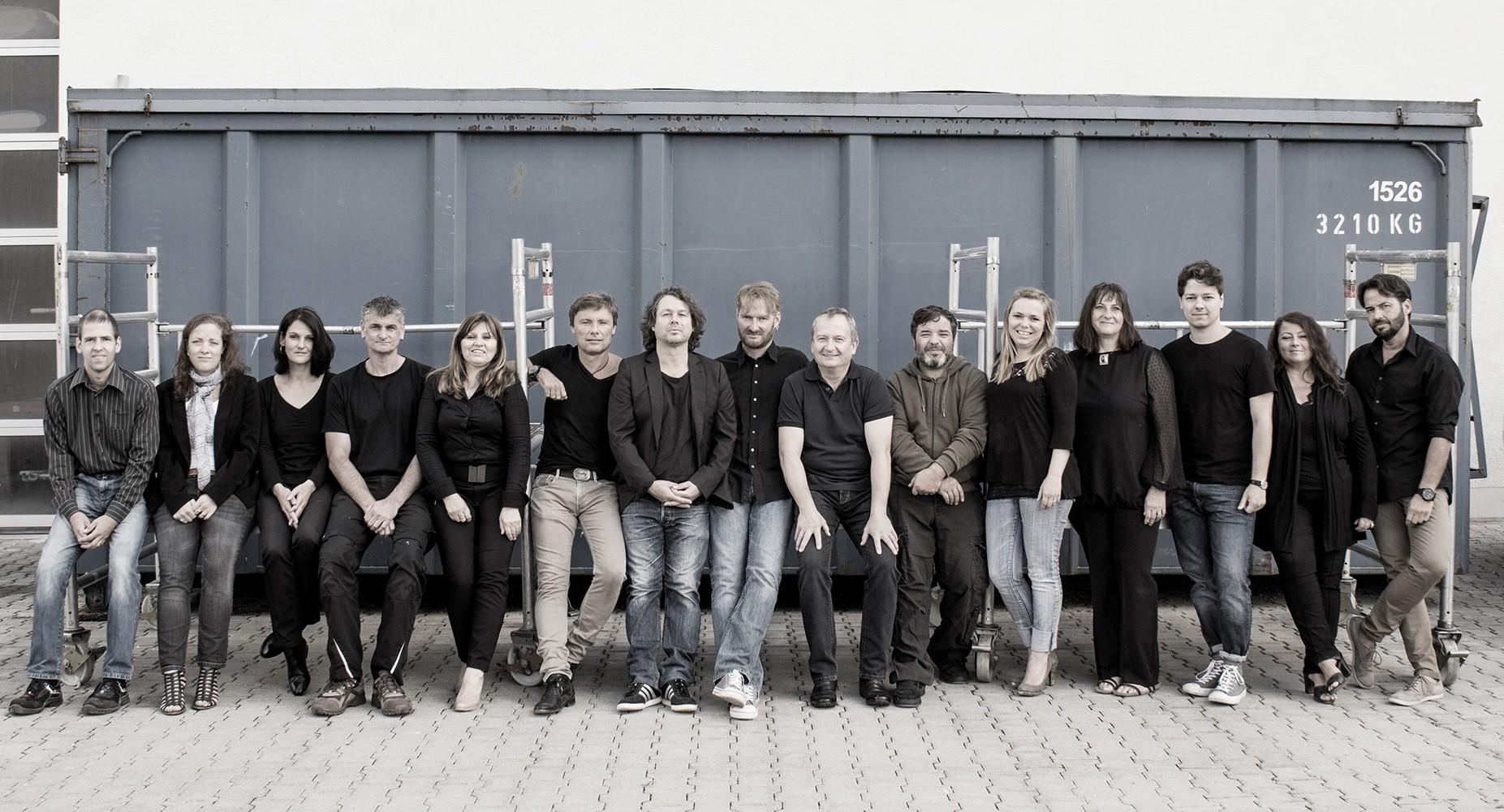 Gruppenfoto web
