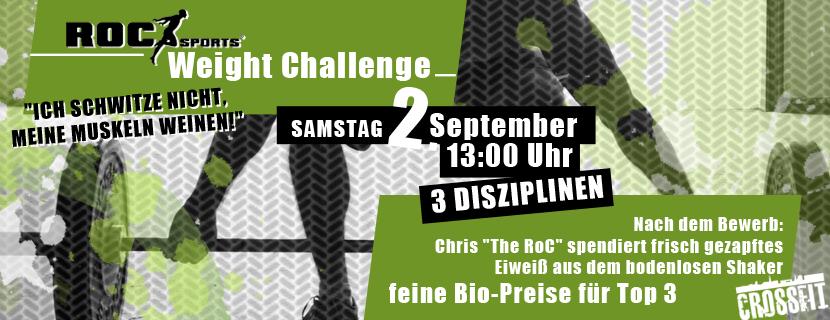 roc sport challenge