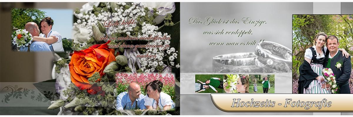 Hochzeitsreportage - Hochzeitsshooting