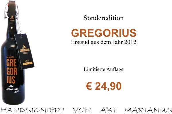 BIER I GREGORIUS I SONDEREDITION 001