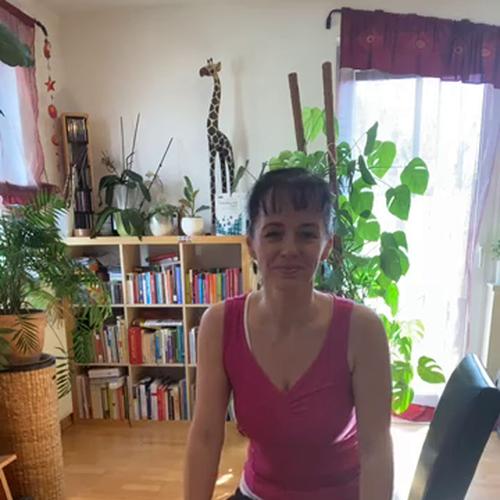 Rückentraining Sonja