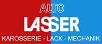 Lasser Logo 28cm